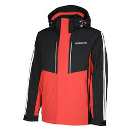 Karbon Men's Neon Insulated Ski Jacket