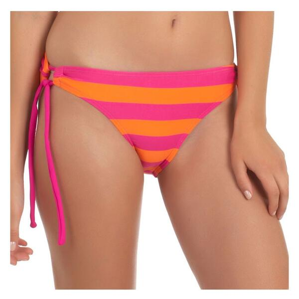 Next By Athena Women's Tranquil Waters Tubular Tunnel Bikini Bottom