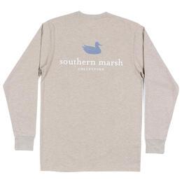 4efcc4ec773 Southern Marsh Men s Authentic Long Sleeve Tee Shirt