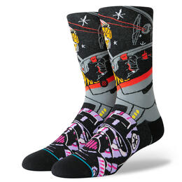 Stance Men's Warped Pilot Socks