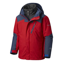 Columbia Boy's Whilibird II Interchange Jacket