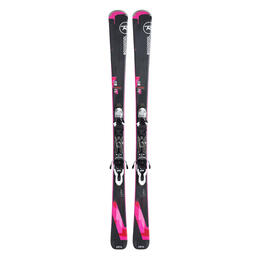 Rossignol Women's Famous 2 On Piste Skis with Xpress Bindings '17
