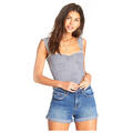 Billabong Women's Sun Dreamer Smocked Crop
