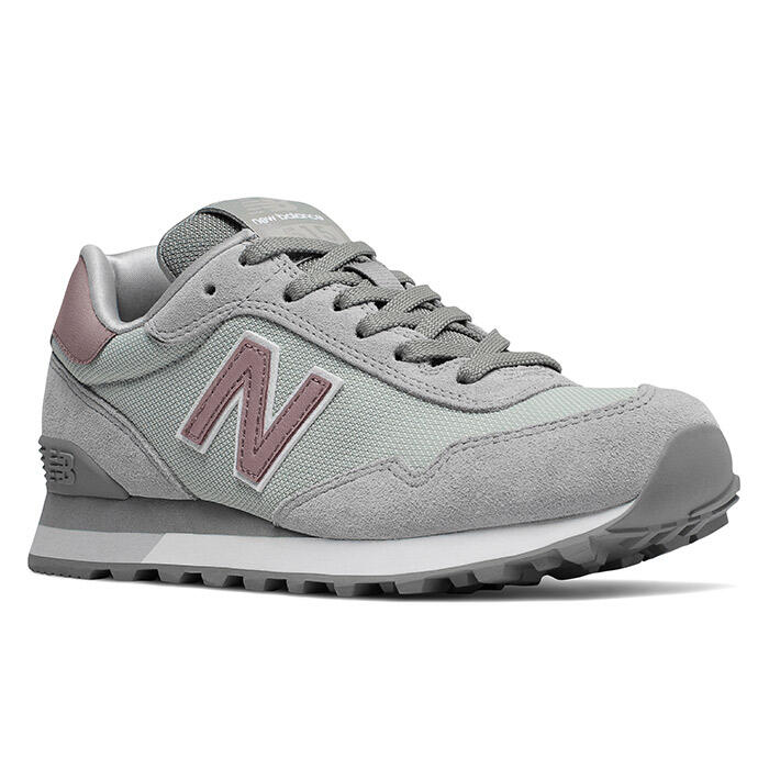 New Balance Women's 515 Suede/Mesh Running