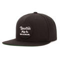 Brixton Men's Wheeler Snapback