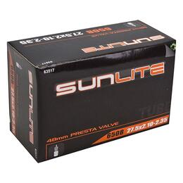 Sunlite 650B 27.5x2.10-2.35 48mm Presta Valve Bicycle Tube