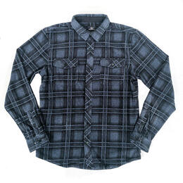 O'neill Men's Glacier Ridge Long Sleeve Button Up Shirt