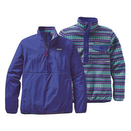 Patagonia Women's Rev Snap-t Glissade Pullover Jacket