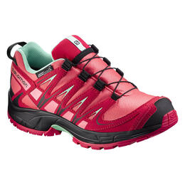 Salomon Girl's XA Pro 3D CSWP Running Shoes