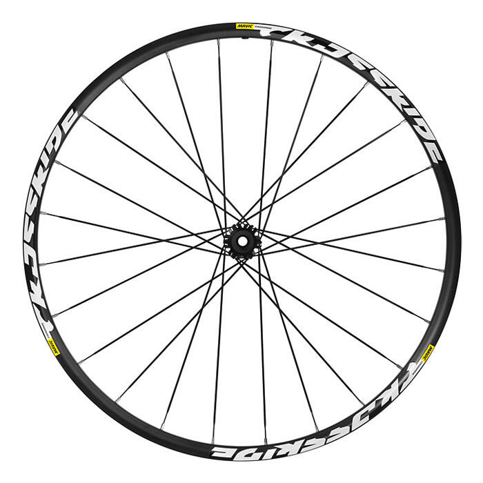 Mavic Crossride 27.5 MTB Trail Wheelset