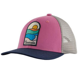 Patagonia Girl's Sunset Sets Trucker Hat