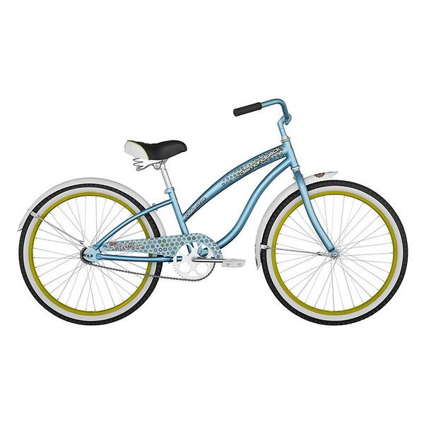 "Diamond Back Girl's Della Cruz 24"" Sidewalk Bike '13"