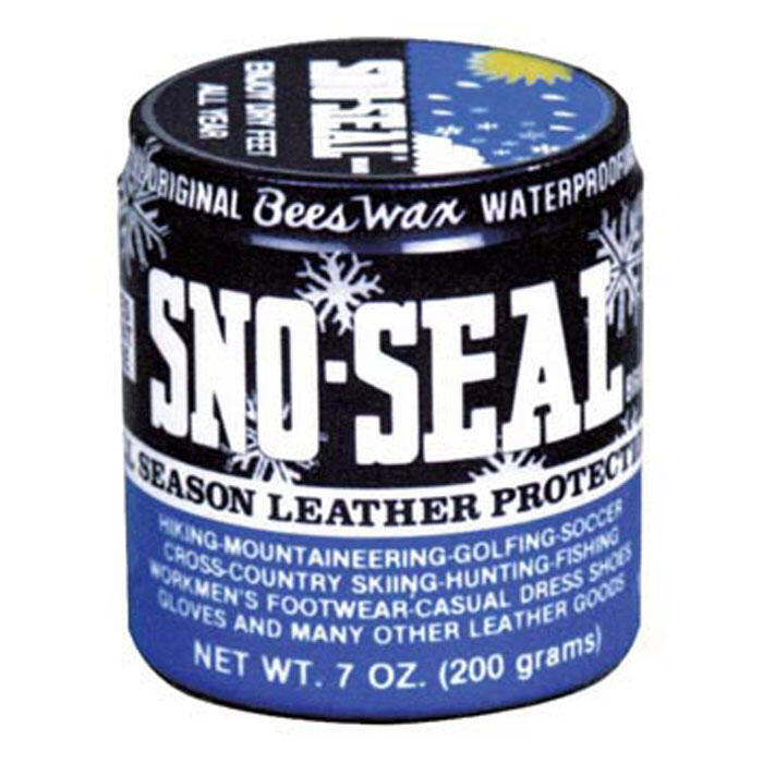 Sno Seal All Season Leather Protection Wax