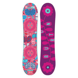 Burton Girl's Chicklet Snowboard '18