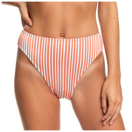 Roxy Women's Sandy Treasure High Leg Bikini Bottom