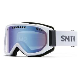 Smith Scope Snow Goggles With Blue Sensor Lenses