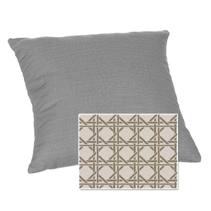 Casual Cushion Corp. 15x15 Throw Pillow - S