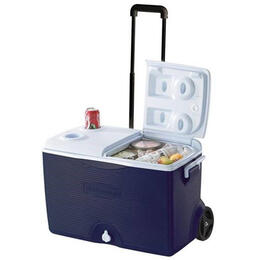 Rubbermaid 60-Quart Wheeled Cooler