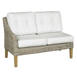 North Cape Cambria Collection Left Loveseat Frame