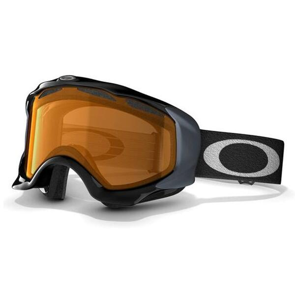 Oakley Twisted Snow Goggles with Persimmon Lens