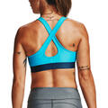Under Armour Women's Armour® Mid Crossback Sports Bra alt image view 15
