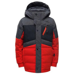 Spyder Toddler Boy's Trick Synthetic Down Jacket