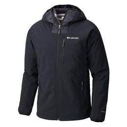 Columbia Men's Dutch Hollow Hybrid Winter Jacket