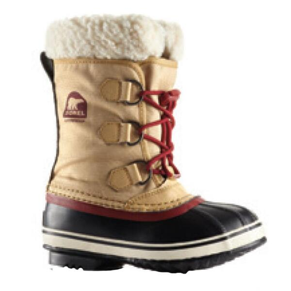 sorel youth yoot pac nylon apres ski boots sun and ski. Black Bedroom Furniture Sets. Home Design Ideas