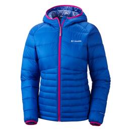 Columbia Women's Diamond 890 Turbodown Hooded Down Jacket