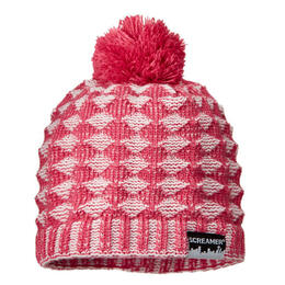 Screamer Girl's Mini Waffle Beanie