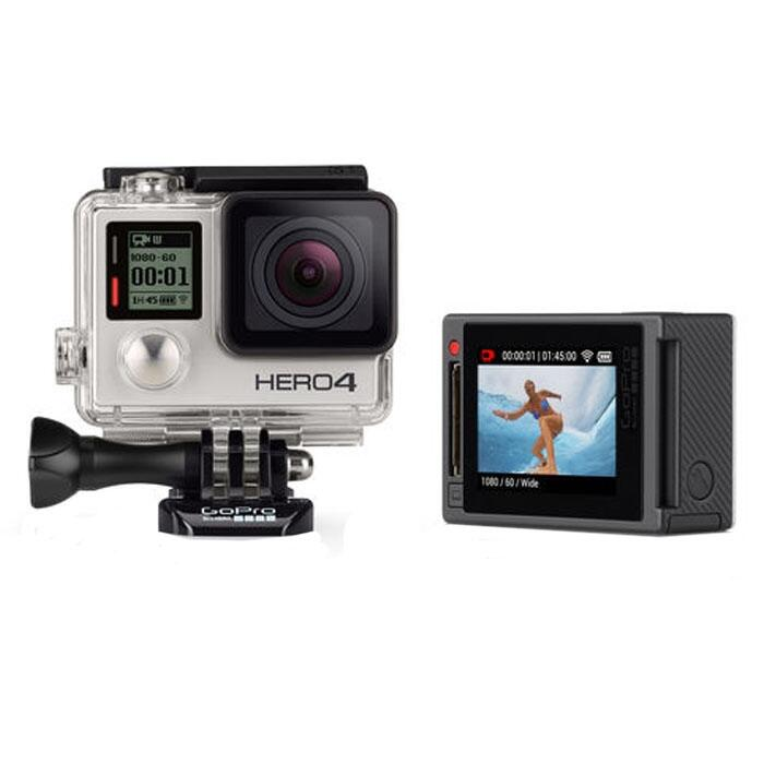 GoPro Hero4: Silver Edition Camera