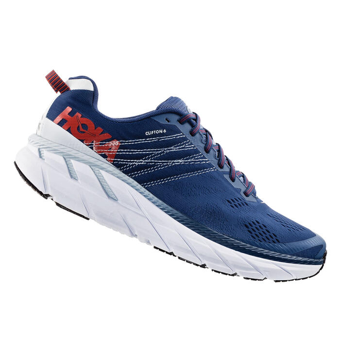Hoka One One Men's Clifton 6 Wide Running S