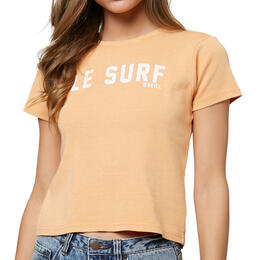 O'Neill Women's Le Surf T Shirt