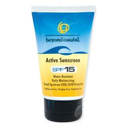 Beyond Coastal Daily Active Sunscreen Spf 15
