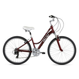 Del Sol Women's Lxi 6.1 Step Through Hybrid Bike '18