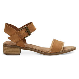 Toms Women's Camilia Sandals Tan