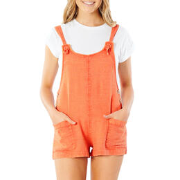 Rip Curl Women's Heat Wave Romper Shorts