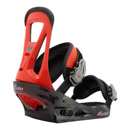 Burton Men's Freestyle Re:Flex Snowboard Bindings '17