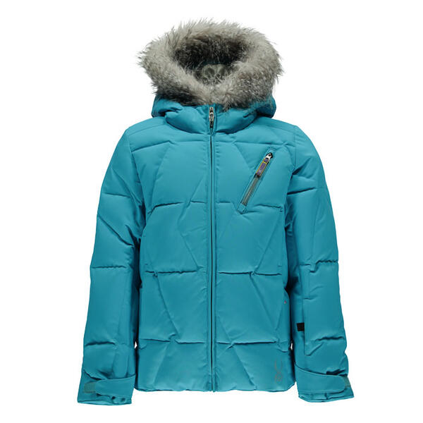 Spyder Girl's Hottie Insulated Ski Jacket