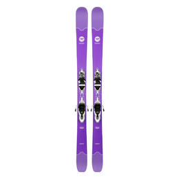 Rossignol Women's Sassy 7 All Mountain Skis with Xpress 11 Bindings '18