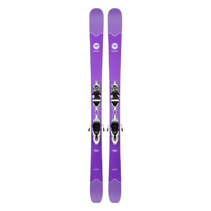 Rossignol Women's Sassy 7 All Mountain Skis
