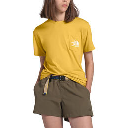 The North Face Women's Tri-Blend Pocket T-Shirt