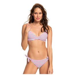Roxy Women's Chasing Love Fixed Triangle Bikini Top