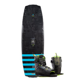 Hyperlite Men's Franchise Wakeboard W/ Focus Bindings '16