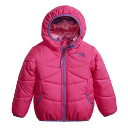 The North Face Toddler Girl's Reversible Perrito Winter Jacket