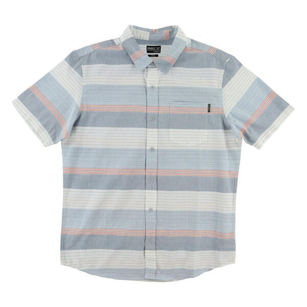 O'Neill Men's Rhett Button-Up Short Sleeve