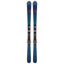 Rossignol Men's Experience 74 Skis with Look Xpress 10 B83 Bindings '20