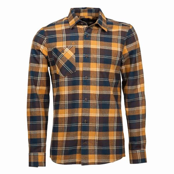 Volcom Men's Pablo Flannel Long Sleeve Shirt