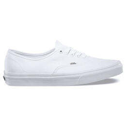 Vans Men's Authentic Casual Shoes True White