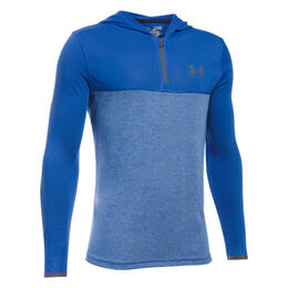 Under Armour Boy's Threadborne Siro Quarter Zip Hoodie